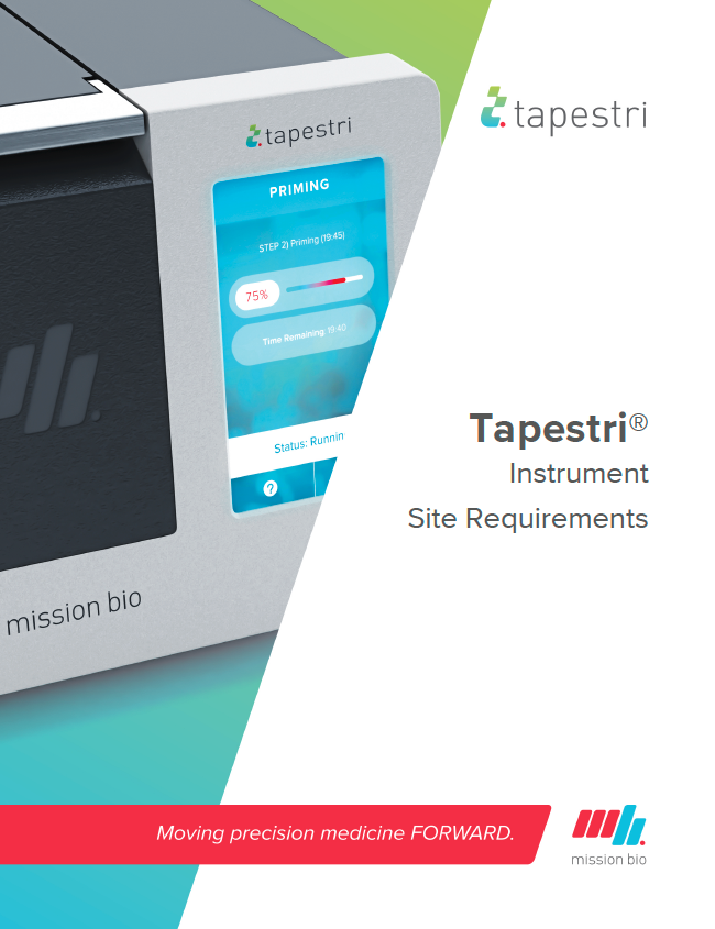 Tapestri_Instrument_Site_Requirements_Guide_PN_65307C1.png
